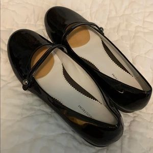 Patent leather shoes 4M
